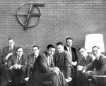 "The ""Traitorous Eight"" at Fairchild Semiconductor in 1957"