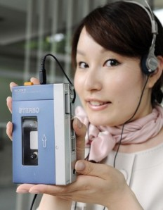 Debut of the TPS-L2 Walkman on July 1, 1979