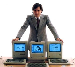 Jobs with the Macintosh Computer in 1984